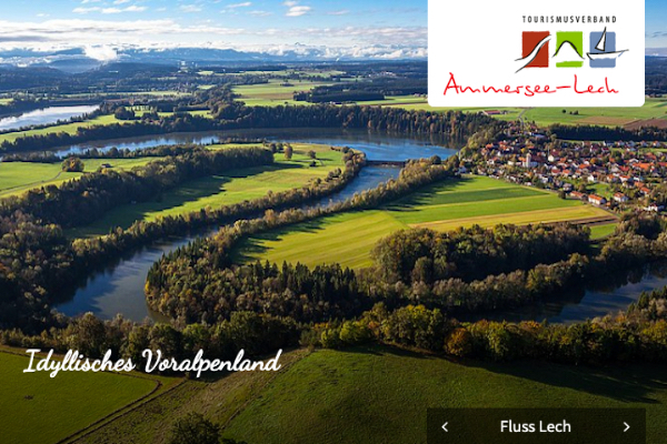 Tourismusverband Ammersee-Lech